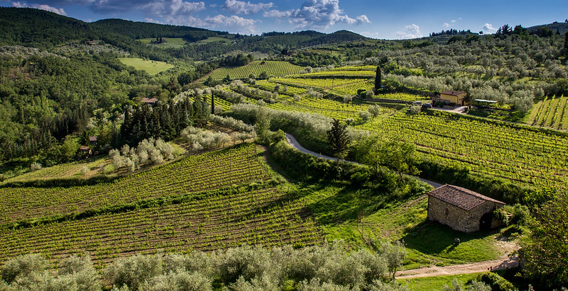 Top 5 Best Places to Get an Incredible View of Tuscany